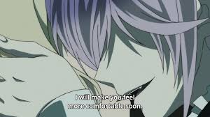 diabolik lovers subaru eyes diabolik lovers episode 6 u201cman is weak so i must believe