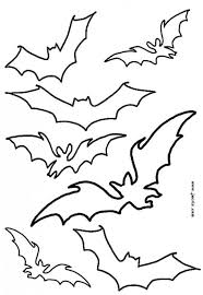 halloween stencil patterns 14 free printable templates kids