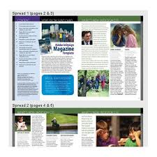 great free magazine layout templates use as is or get inspiration
