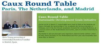 Caux Round Table Cátedra De ética Económica Y Empresarial Actividades