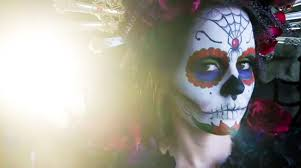 Day Of The Dead Halloween Makeup Ideas Day Of The Dead Diy Sugar Skull Halloween Look With Rick Baker