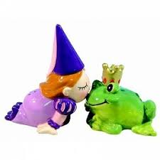princess and frog prince wedding cake topper wedding collectibles