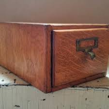 Antique Wood File Cabinet Best Vintage File Cabinets Products On Wanelo