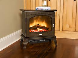 Electric Fireplace Stove Dimplex Lincoln Bronze Electric Fireplace Stove With Remote