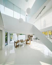 All White Home Interiors Shunyi Pure All White Two Floor House Near Beijing By Remix Studio