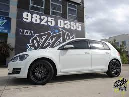 volkswagen white car volkswagen golf rims vw golf wheels shipped across australia