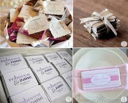 chocolat mariage diy 5 idées de cadeaux pour vos invités à faire vous même