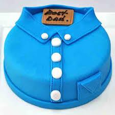 fondant cake order 2 kg shirt shaped fondant cake online in delhi ncr