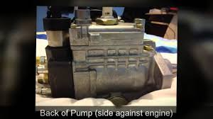 1kzt e toyota denso injection pump in depth look landcruiser
