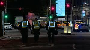 borough market stabbing london bridge car drives into crowd leaving several dead