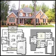 brick home floor plans brick house plans interior4you