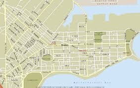 Boston Neighborhood Map by Map Of Boston Neighborhoods With Streets Afputra Com
