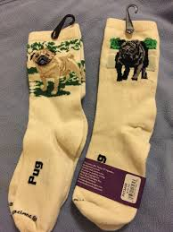 chanukah socks pugmom quilts pugtastic tuesday pug socks