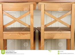 countertop stools kitchen wooden bar stool and kitchen counter stock images image 23120864