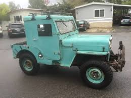 jeep scrambler for sale on craigslist cj 3b ewillys