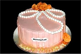pink paradise female cake online cakes delivery gurgaon send