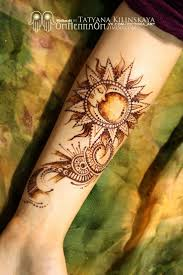 sun and moon tattoos for men body art moon and tattoo