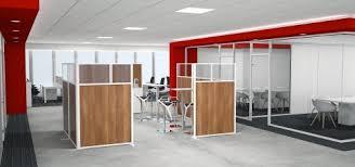 separateur de bureau cloison séparatrice bureau écran séparateur amovible pour open space