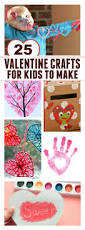 25 utterly adorable valentines crafts for kids to make such cute
