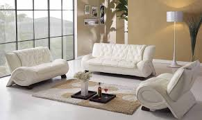 luxury white leather furniture 88 about remodel living room sofa