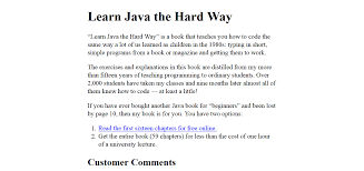 10 ways to learn java in just a couple of weeks