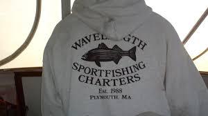 deep sea fishing plymouth massachusetts with wavelength fishing