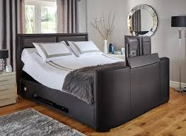Tv Storage Bed Frame Tv Lift Bed Frame Mischa Black Komo Farndon Up Cheap With