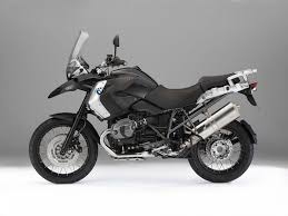 bmw r1200 gs in triple black adventure travel pinterest