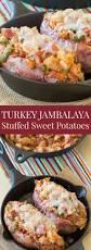 sweet potato thanksgiving dish jambalaya stuffed baked sweet potatoes cupcakes u0026 kale chips