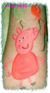 peppa pig face paint tutorial https www watch
