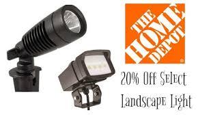 Home Depot Landscaping Lights Home Depot Code 20 Select Landscape Lights Southern Savers