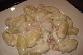 cuisiner des gnocchis gnocchi maison mascarpone jambon cru magauxfournaux