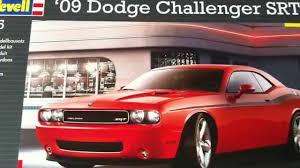 Dodge Challenger Models - dodge challenger srt revell youtube