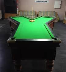 Mustang Pool Table Tri Pool Table Bear Tales