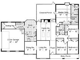Ranch Floor Plans Luxury Idea Rustic Ranch House Floor Plans 3 By Wardcraft Homes