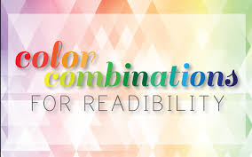 Best Logo Color Combinations Color Combinations For Readability