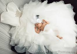 baby dresses for wedding baby in s wedding dress how cool is this idea