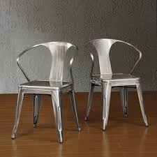 Tabouret Franklin Ikea by Gunmetal Tabouret Stacking Chair Set Of 4 By I Love Living