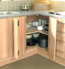 Kitchen Cabinets Storage Solutions Cabinet Storage Ideas Corner Cabinet Storage Solutions Revolving