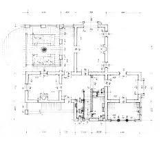 working drawing floor plan villa muhammad fathy working drawing ground floor plan and
