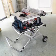 bosch gravity rise table saw stand bosch 4 2 5 hp 10 worksite table saw with gravity rise wheeled