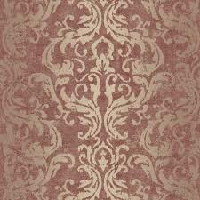 graham u0026 brown drama red damask wallpaper damask wallpaper