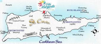 st croix caribbean map st croix travel information accommodations rental cars weather