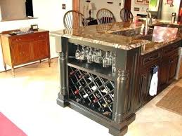 threshold kitchen island kitchen islands with wine rack abce us