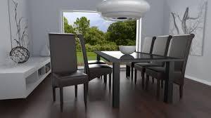 sala da pranzo design tectake sedia design per sala da pranzo
