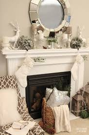 christmas decoration ideas at home 25 unique christmas mantel decor ideas on pinterest christmas