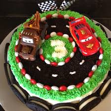 25 car birthday cakes ideas race car cakes
