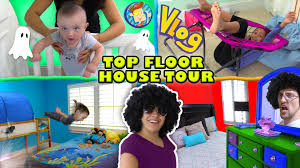 house tour 1 0 the top floor w lexi shawn chase mom u0026 dad