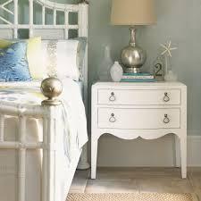 tommy bahama ivory key martello 2 drawer nightstand white