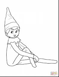 impressive star rainbow coloring pages with elf coloring pages